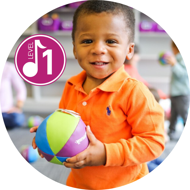 Young Toddlers Music Class