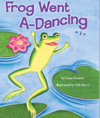 Musical Story - Frog Went a Dancing